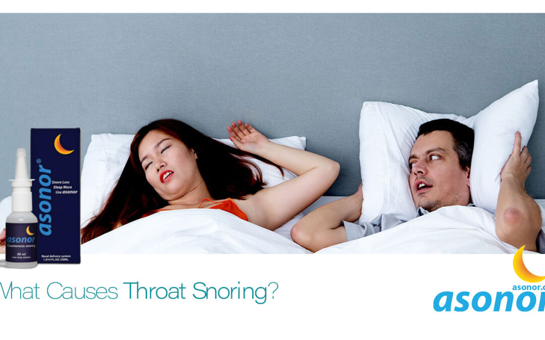 What Causes Throat Snoring?