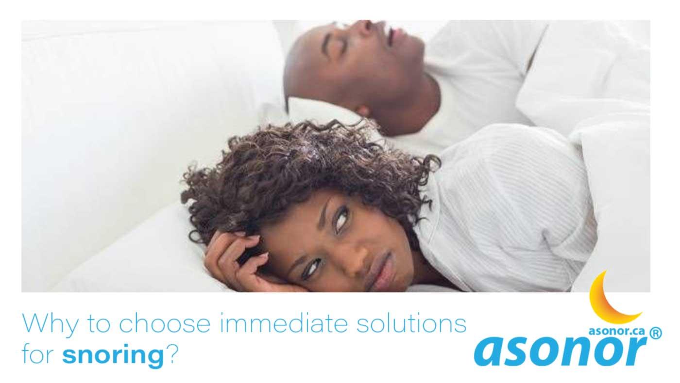 best stop snoring solution